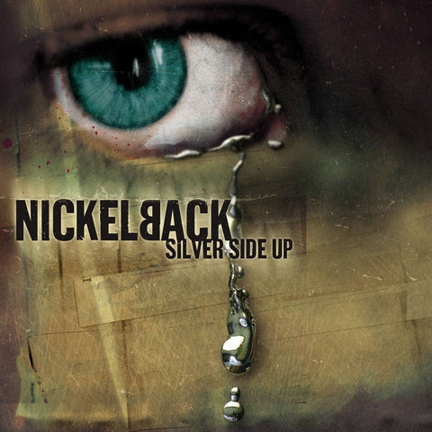 Nickelback - Silver Side Up Vinyl