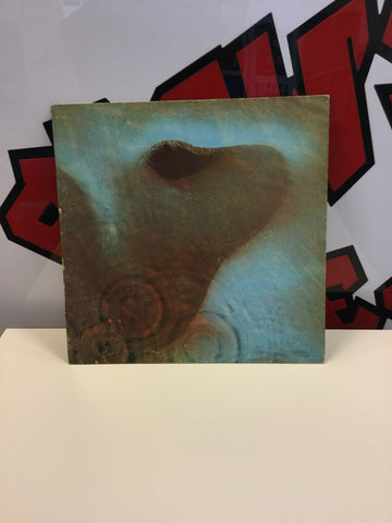 Pink Floyd - Meddle Vinyl (SHVL 795 A6/B5) 2nd Pressing In Textured Sleeve