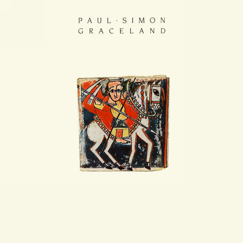Paul Simon - Graceland Vinyl (1LP)
