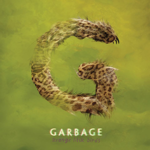 Garbage - Strange Little Birds Vinyl 2LP Gatefold