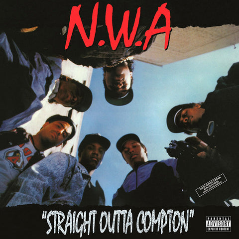 N.W.A - Straight Outta Compton Vinyl + Download Voucher