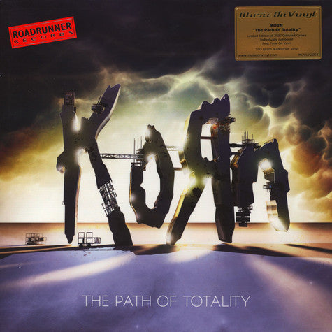 Korn - Path Of Totality Ltd Edition Coloured Vinyl