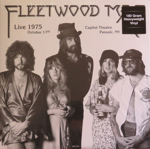 Fleetwood Mac - Live At Capital Theatre, Passaic 1975