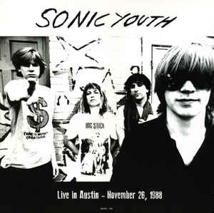 Sonic youth - Live In Austin (limited edition, New)