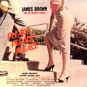 James Brown & His Famous Flames - Please Please Please Vinyl (180g)