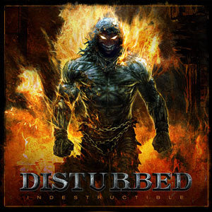 Disturbed - indestructible (New 1LP)
