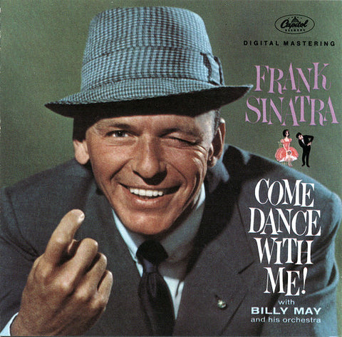 Frank Sinatra - Come Dance With Me Vinyl