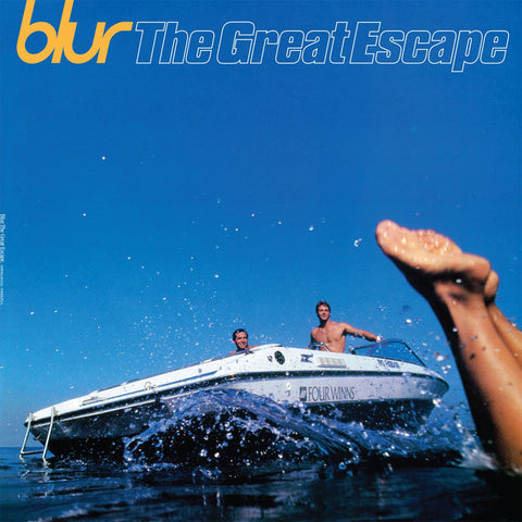 Blur - The Great Escape Gatefold 2LP + Download