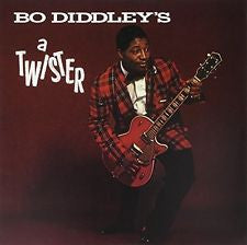 Bo Diddley's A Twister Vinyl (180g)