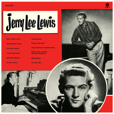 Jerry lee Lewis - Jerry Lee Lewis Vinyl (180g)