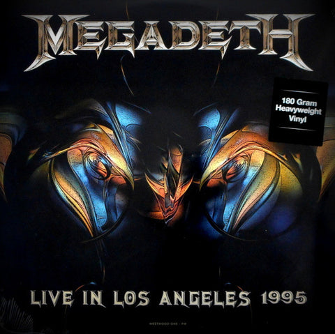 Megadeth - Live In Los Angeles 1995 (180g)