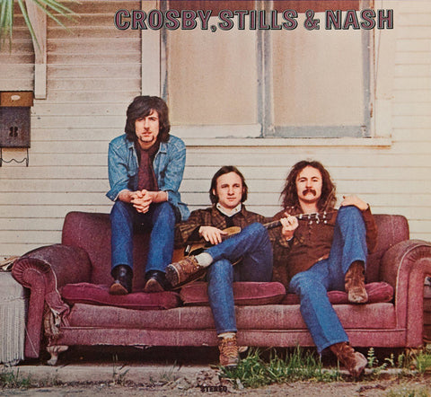 Crosby, Stills & Nash - Crosby, Stills & Nash Vinyl (180g)
