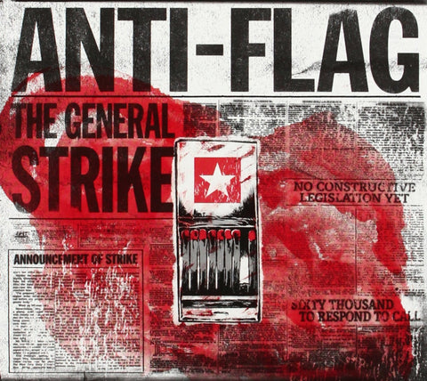 Anti-Flag - General Strike Vinyl