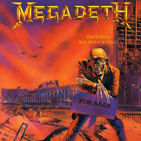 Megadeth - Peace Sells But Who's Buying Vinyl (180g Reissue)