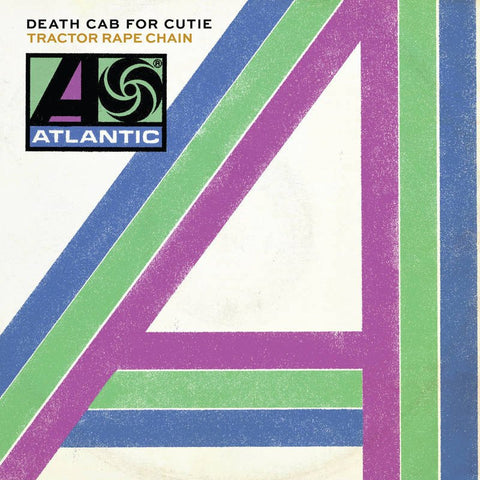 "Death cab For A Cutie - Tractor Rape Train 7"" Single RSD"