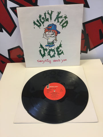 "Ugly Kid Joe - Everything About You 12"" (MERX 367)"