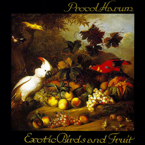 Procol Harum - Exotic Birds And Fruit (Limited Edition Red Vinyl)