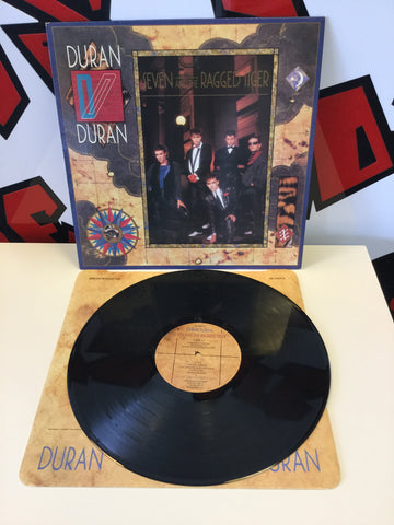 Duran Duran - Seven And The Ragged Tiger(EMC 1654541)