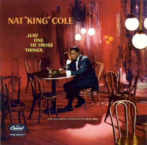 Nat King Cole - Just One Of Those Things Vinyl