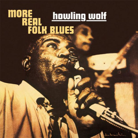 Howlin' Wolf - More Real Folk Blues Vinyl