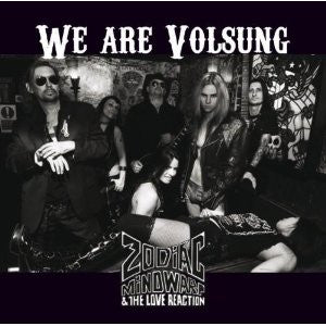 Zodiac Mindwarp & The Love Reaction - We Are Volsung Vinyl