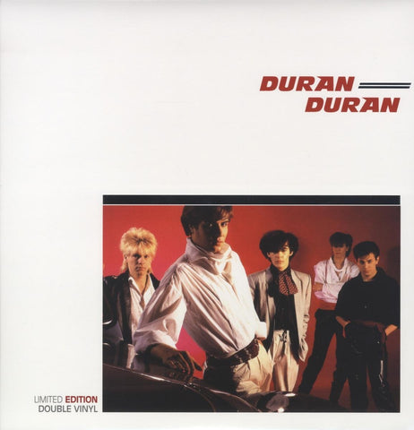 Duran Duran - Duran Duran Ltd Edition Double Vinyl