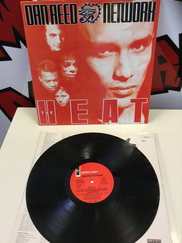Dan Reed Network - Heat Vinyl