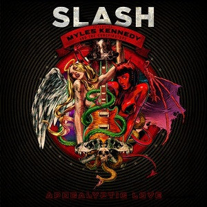 Slash ft Miles Kennedy & The Conspirators  - Apocalyptic Love CD
