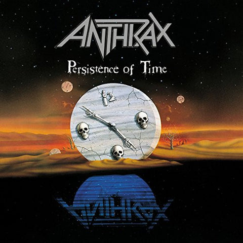 Anthrax - Persistance Of Time CD