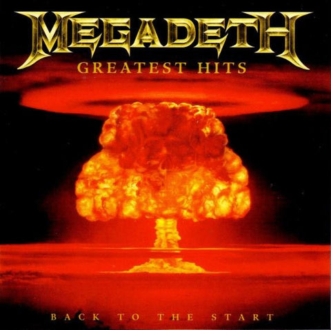 Megadeth - Greatest Hits CD