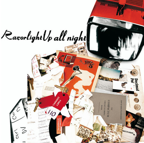 Razorlight - Up All Night CD