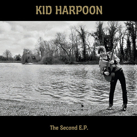 "Kid Harpoon - The Second E.P 7"" X2 Vinyl"