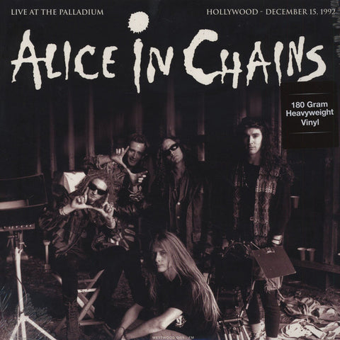 Alice In Chains - Live At The Palladium Hollywood 1992 Vinyl