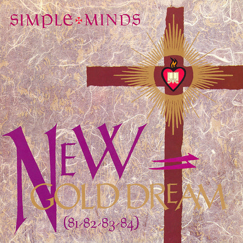 Simple Minds - New Gold Dream (81-82-83-84) Vinyl