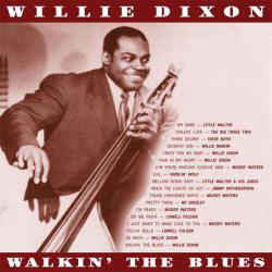 Willie Dixon - Walking The Blues Vinyl
