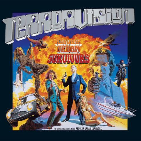 Terrorvision - Regular Urban Survivors CD