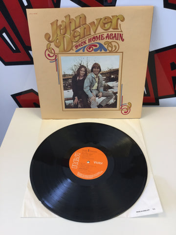 John Denver - Back Home Again Vinyl (Gatefold) (RCA APL1 0548 A)