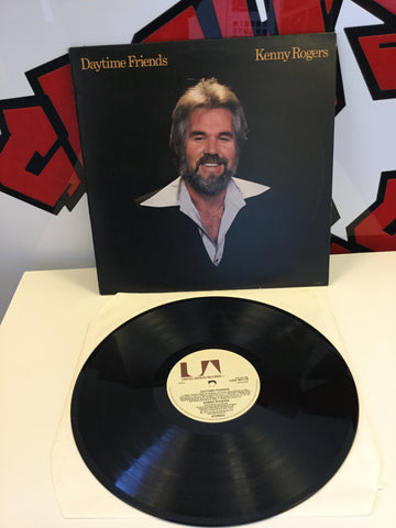 Kenny Rogers - Daytime Friends Vinyl