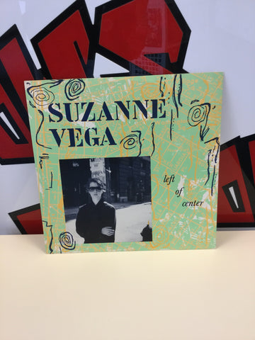 "Suzanne Vega - Left Of Center 12"" Vinyl"