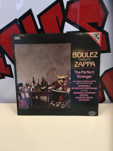 Boulez Conducts Zappa - The Perfect Stranger Vinyl