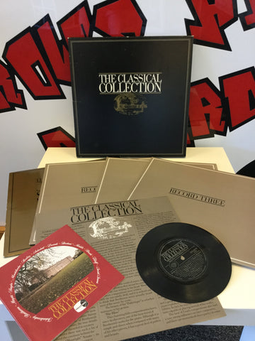 "The Classical Collection 4 LP Vinyl Box Set + 7"" Flexi Disc"