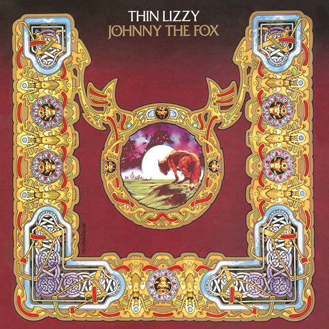 Thin Lizzy - Johnny The Fox Vinyl (180g + Download Voucher)