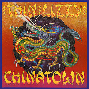 Thin Lizzy - Chinatown Vinyl (180g + Download Voucher)