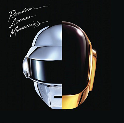 Daft Punk - Random Access Memories Vinyl 2LP (180g + Download Voucher))