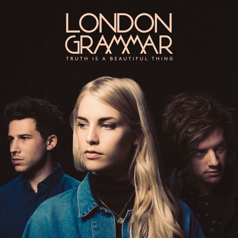 London Grammar - Truth Is A Beautiful Thing Vinyl (Heavyweight Vinyl + Download Code)