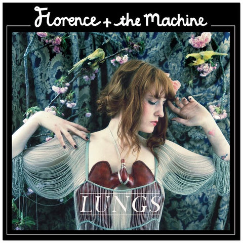 Florence + The Machine - Lungs Vinyl + Download Code (1LP Gatefold)
