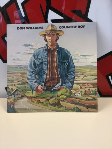 Don Williams - Country Boy Vinyl (ABCL 5233)