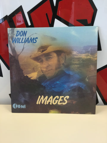 Don Williams - Images Vinyl (NE 1033)
