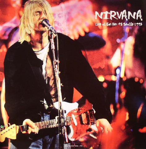 Nirvana - Live At The Pier 48 Seattle 1993 Vinyl