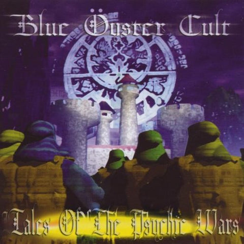 Blue Oyster Cult - Tales Of The Psychic Wars Live Vinyl